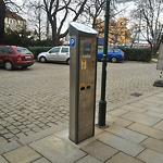 Parkovacia automat